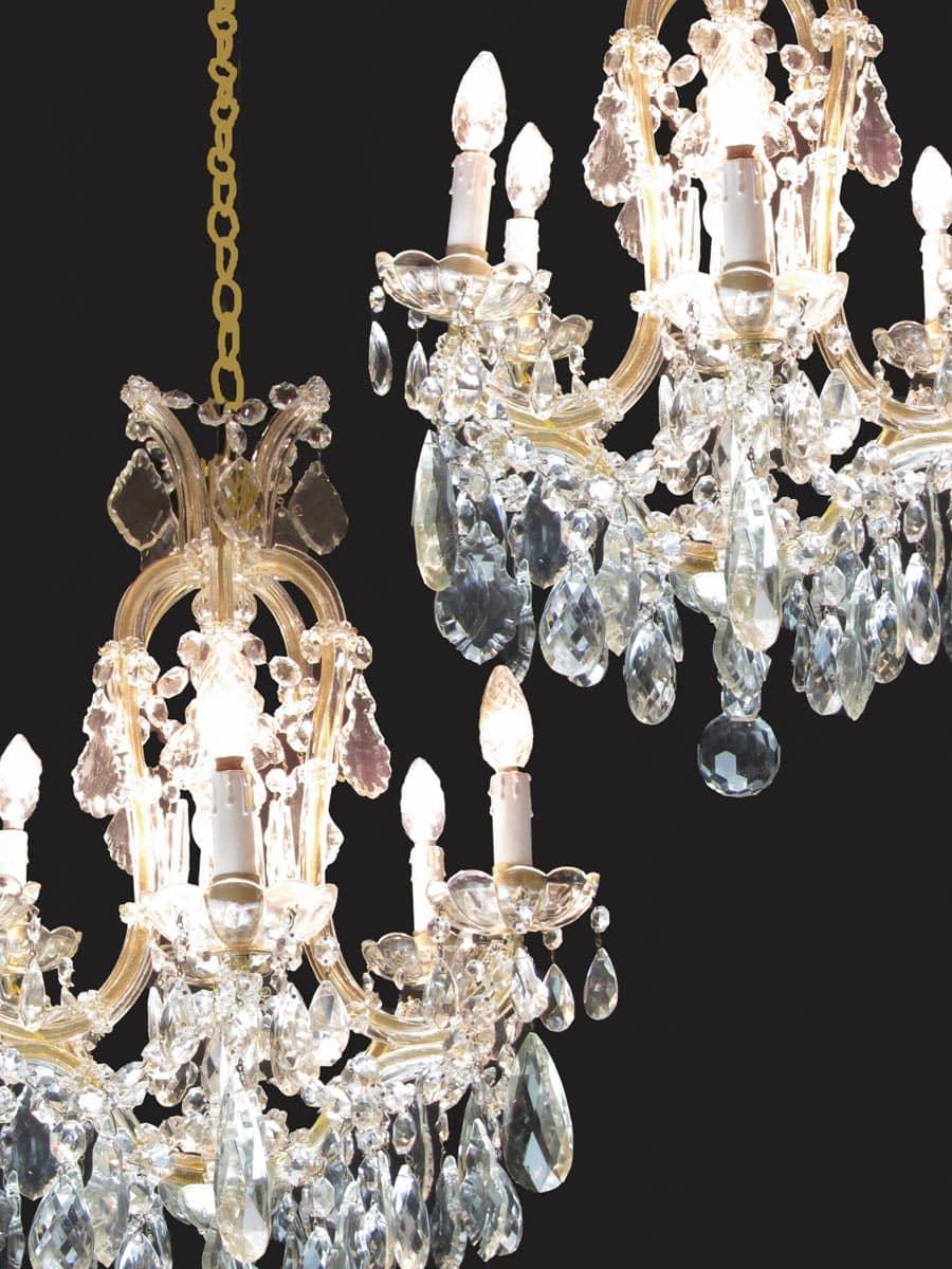 Lampadari boemia antichi la collezione di disegni di lampade che presentiamo nell - Grancasa lampadari ...