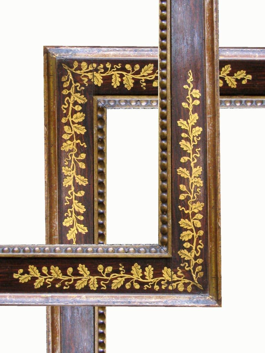 Coppia di cornici francesi xix secolo for Cornici quadri