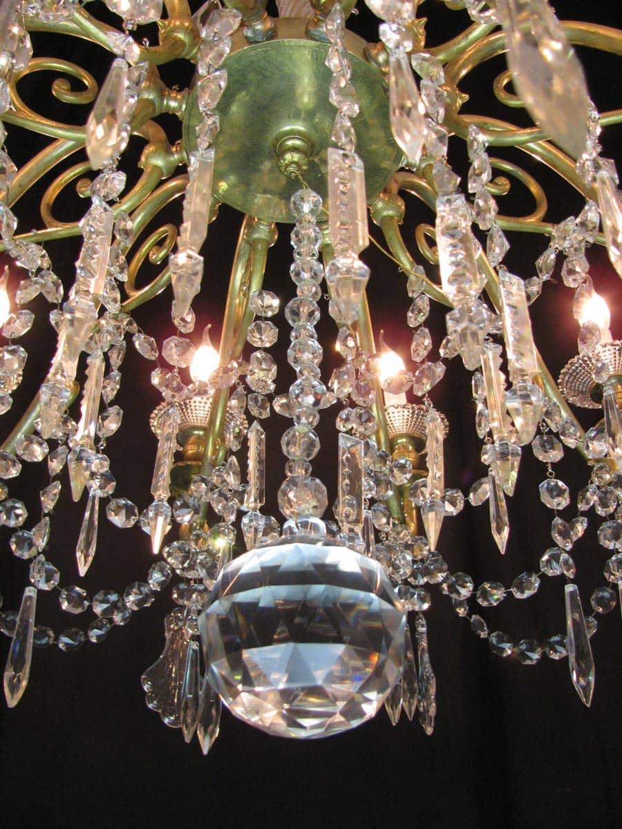 Lampade antiche in ottone: lumi e lampade: illumina la tua casa ...