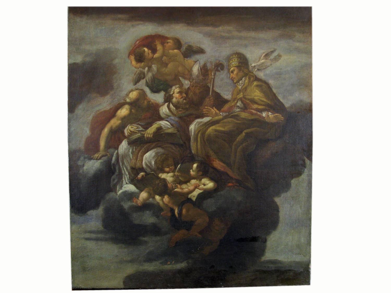 Quadro Antico Religioso - Ghilli Antiquariato a Milano