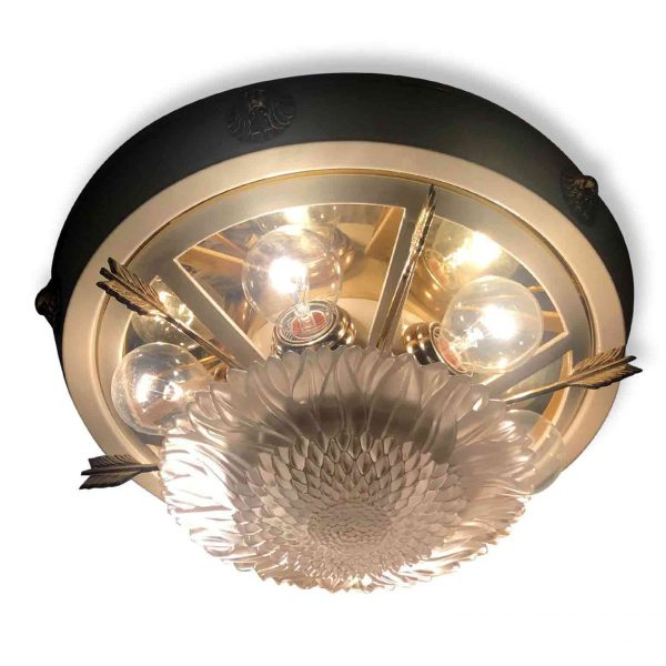 7 light modern ceiling fixture
