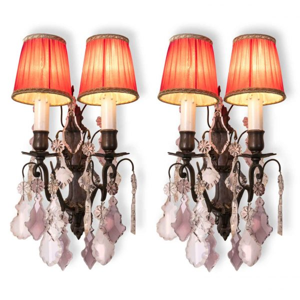 Pair of 20th Century Italian Sconces
