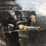 GRANDE-PAESAGGIO-CON-ROVINE-DEL-1700-e