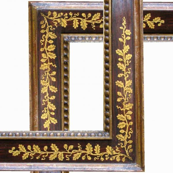 Pair of 19th Century French Frames