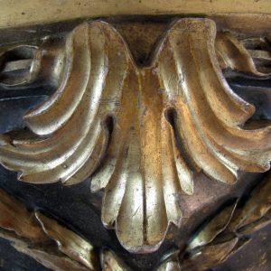 mensola barocca particolare 3881