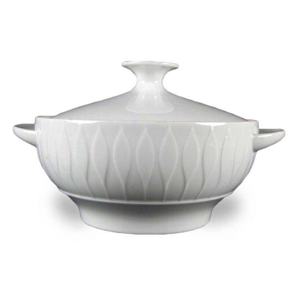 1970's Thomas White Porcelain Soup Tureen