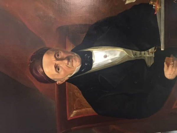Late 19th century Italian Gentleman Portrait