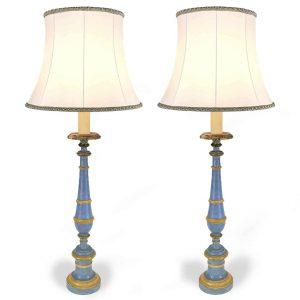 candelieri coppia lampade antiche inizio secolo XIX.jpg