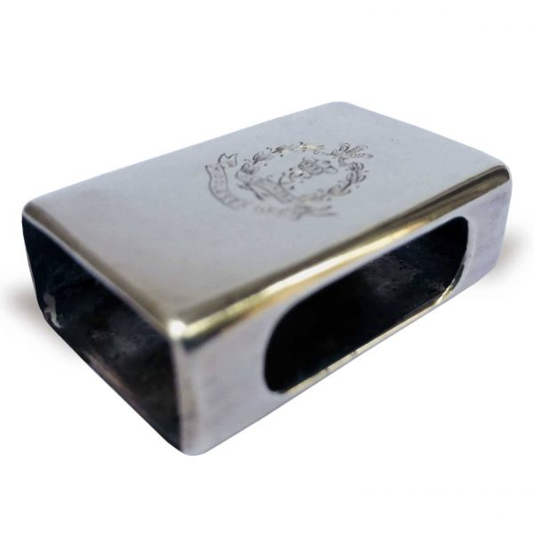 Silver box for pocket