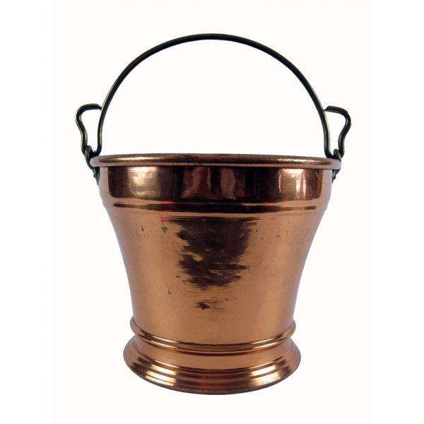 Water bucket cupper