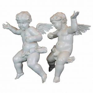 Angeli in Ceramica di Bassano