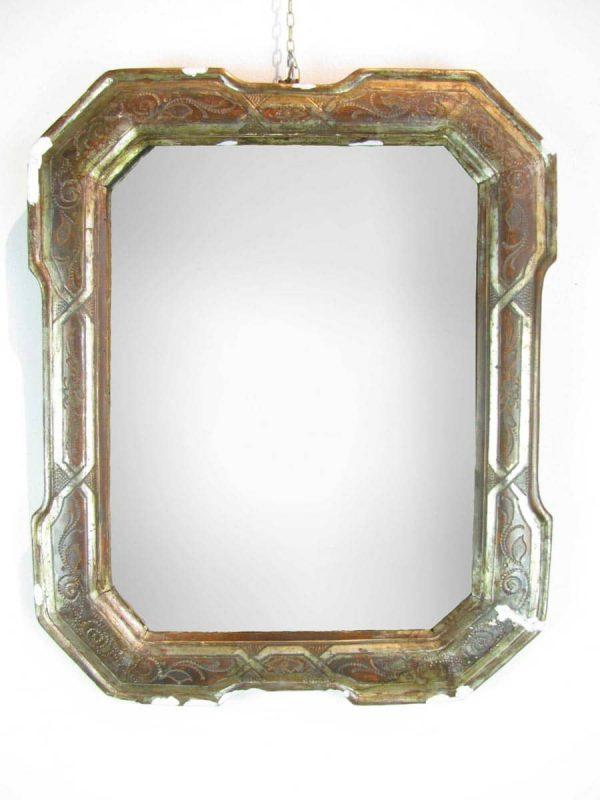 Italian Silvered Mirror