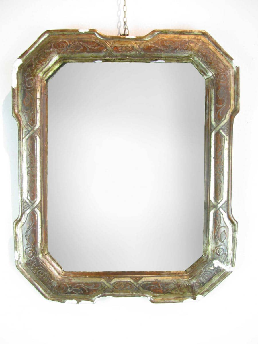 Antico specchio umbertino ghilli antiquariato a milano for Specchio antico rovinato
