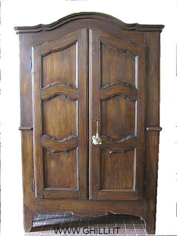 Late 18th century Two Door Cabinet
