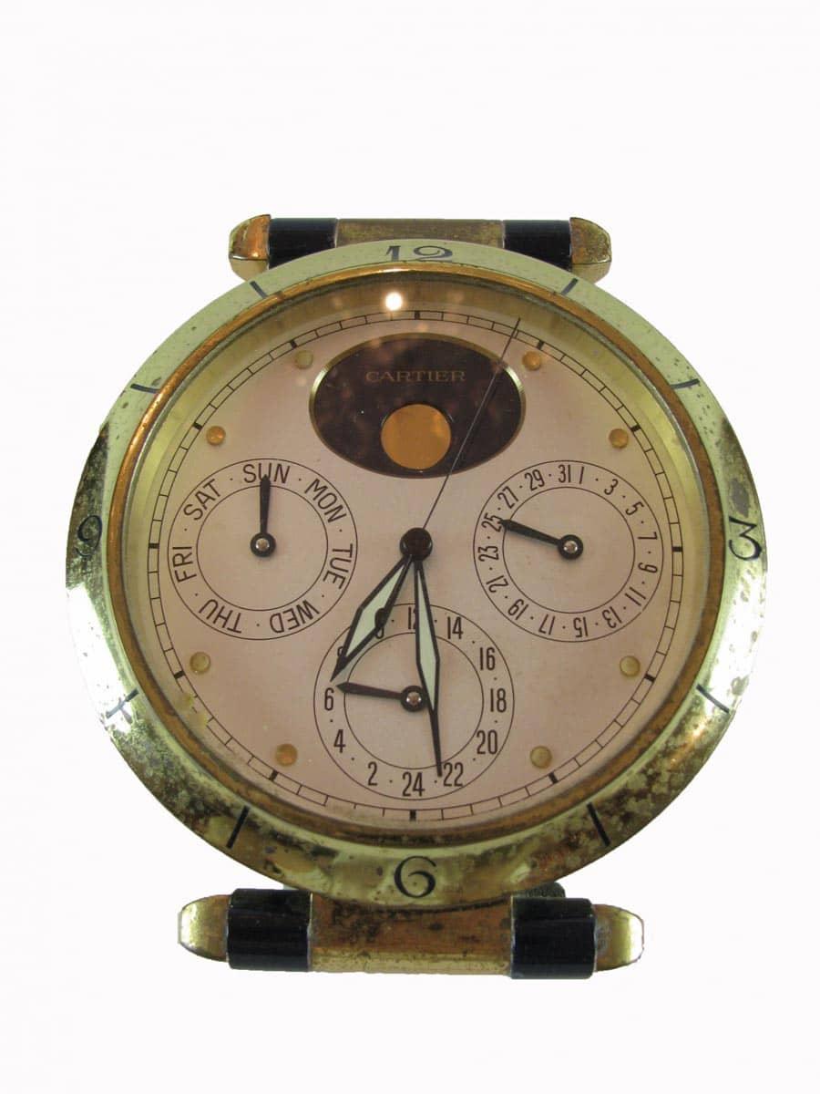 Cartier pasha orologio da tavolo - Dalvey orologio da tavolo ...