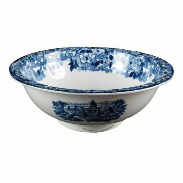 Late 19th century Ceramic Wash Basin
