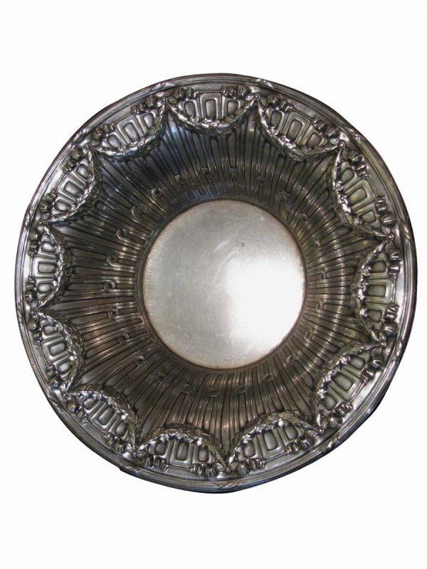 Centerpiece silver plated