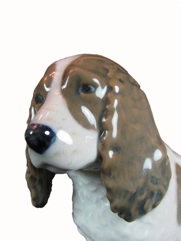 Royal Copenhagen figurine Spaniel dog 3116