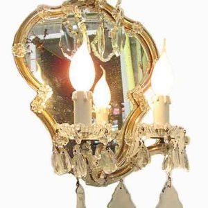 coppia-appliques-antiche-in-cristallo-con-specchio-maria-teresa-1606