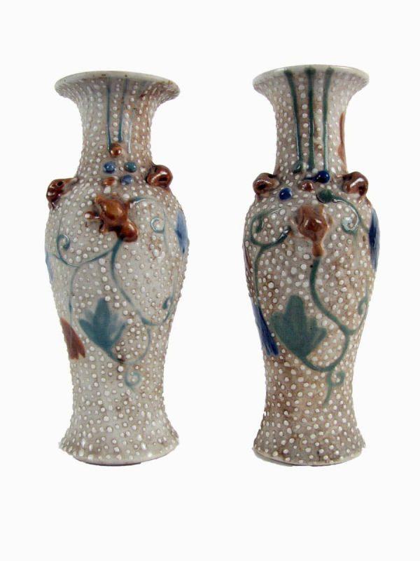 Coppia di vasi cinesi