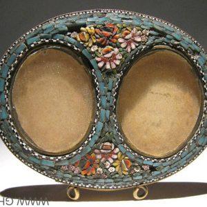 cornice-antica-portafoto-micromosaico-inizio-secolo-xx-2081
