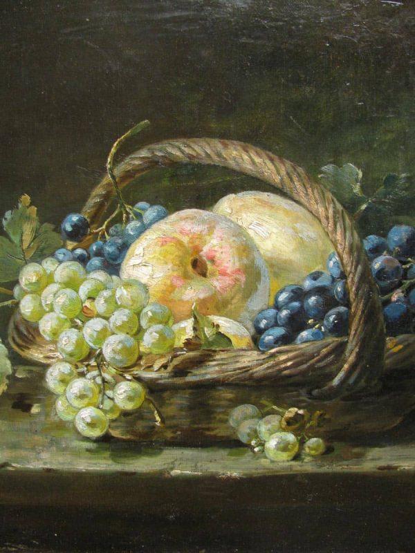 Euler Pierre Nicolas 1846 – 1913 Still Life of Fruit