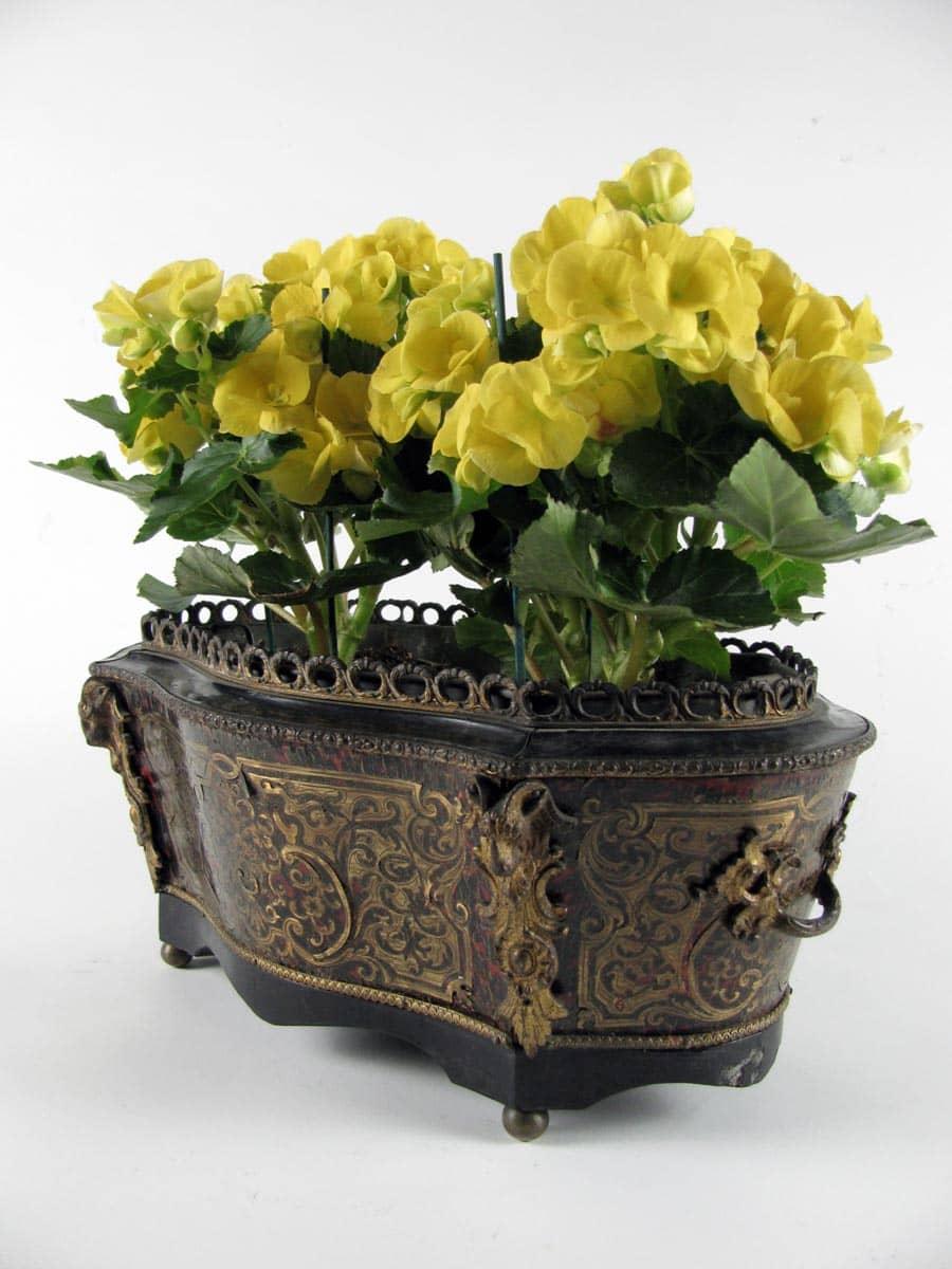 19th century french napoleon iii boulle jardiniere for Jardiniere napoleon 3