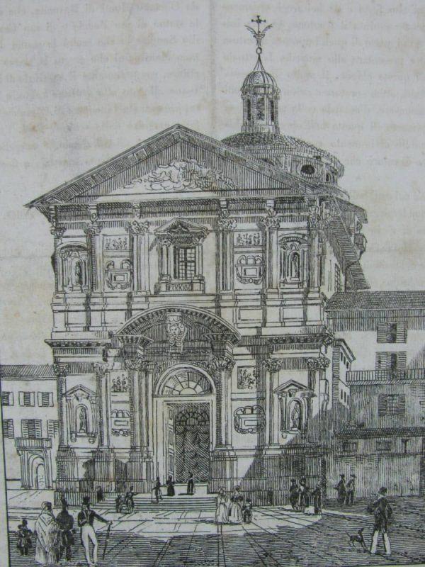 Church of S. Fedele in Milan