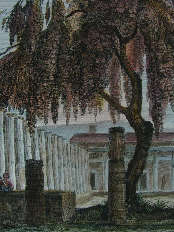 De Vegni  Veduta di Pompei