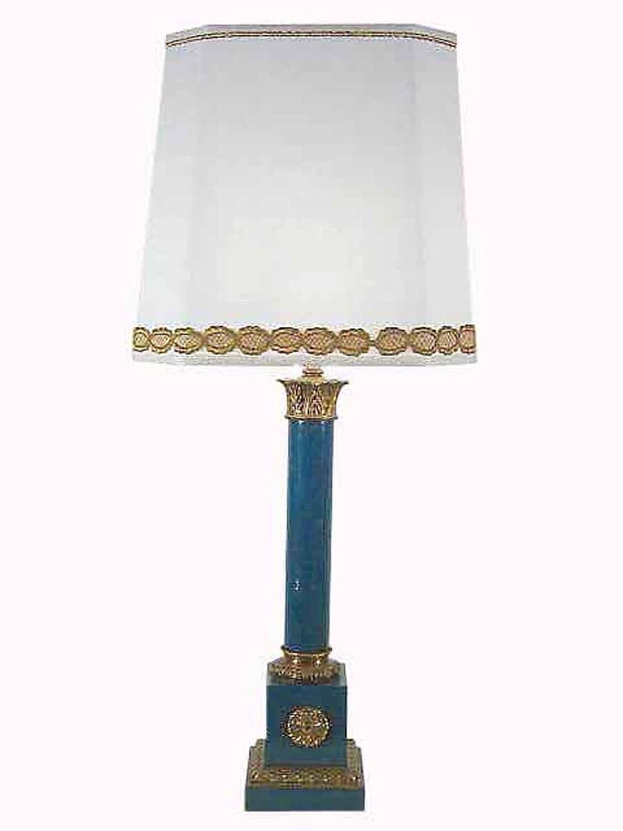 Lampada antica da tavolo 1940 - Ghilli Antiquariato a Milano