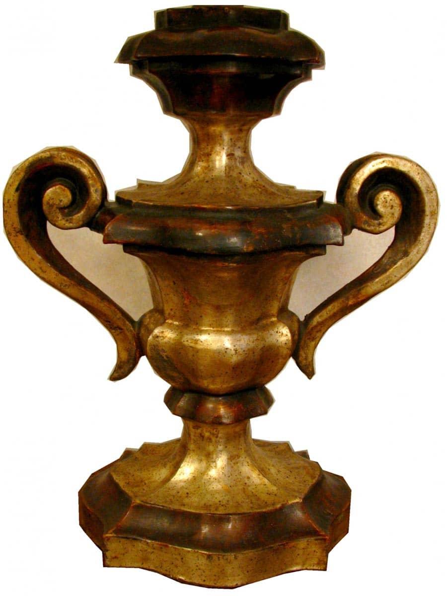 Lampada da tavolo legno in legno argentato ghilli - Lampada da tavolo legno ...