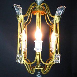 lanterna-vintage-in-ferro-dorato-e-cristalli-1183