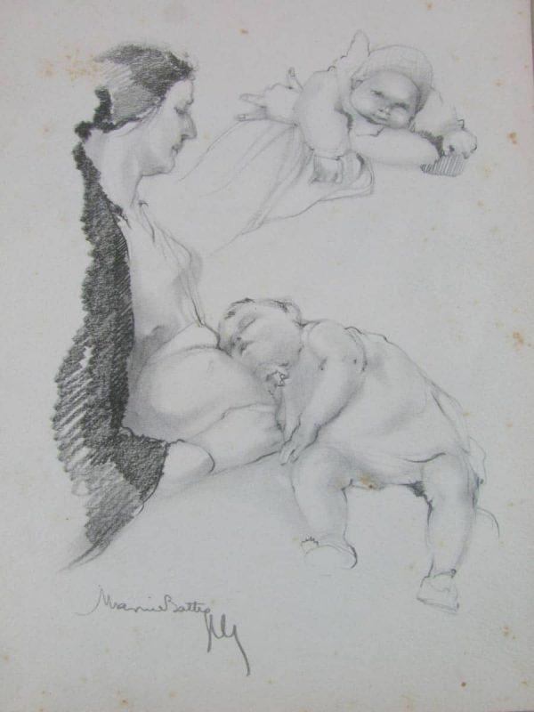 Marina Battaglia – Maternità