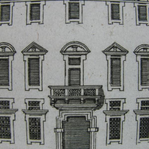 Milano Palazzo Conte Giovanni Porta