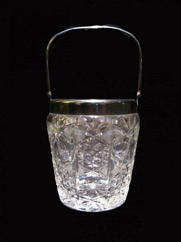 Secchiello da ghiaccio in cristallo