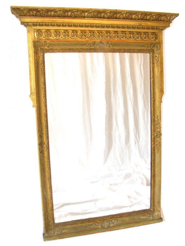 Early19th Century Italian Giltwood Mirror