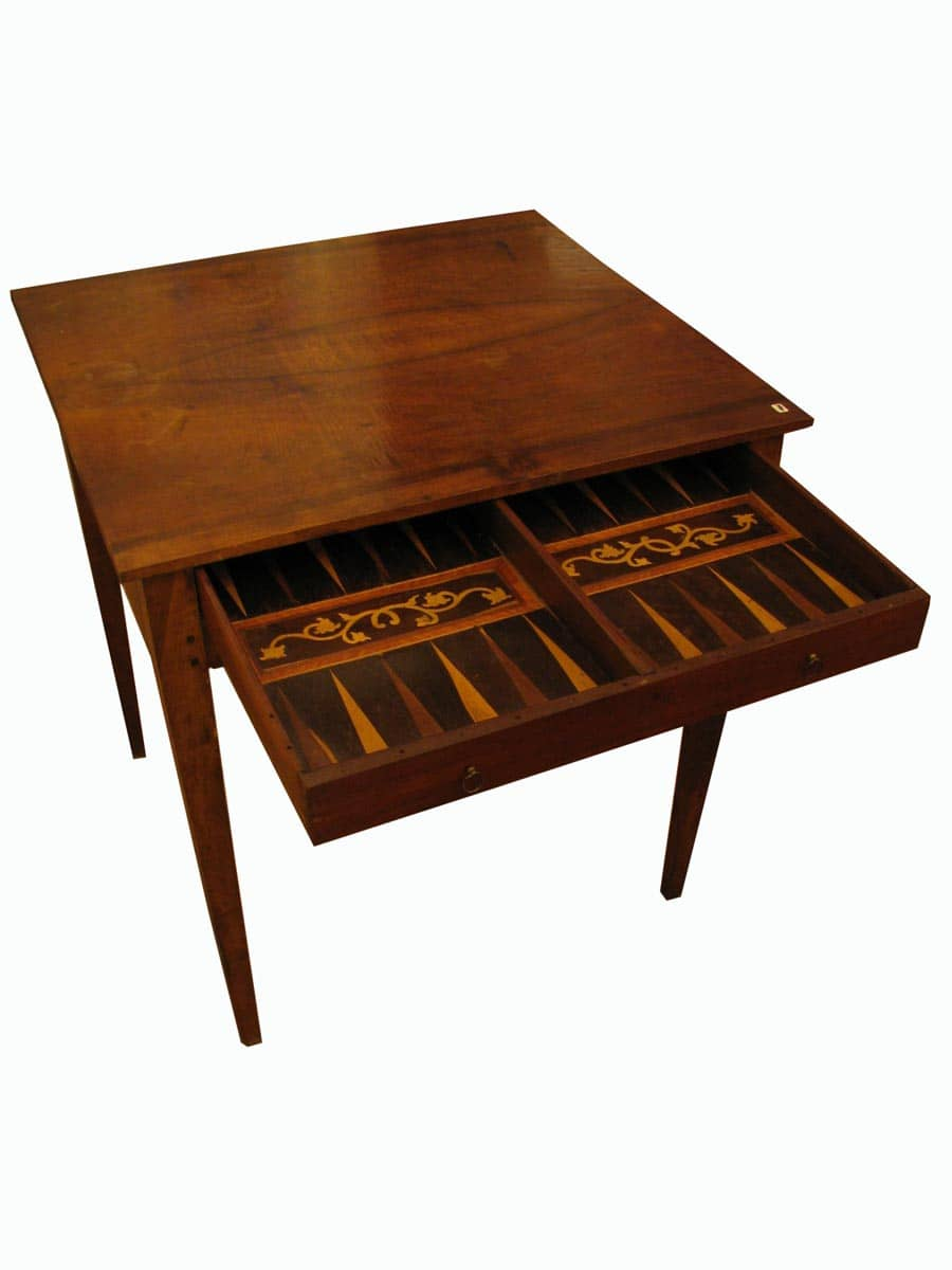 Tavolino Da Gioco Antico.Tavolino Da Gioco Luigi Xvi