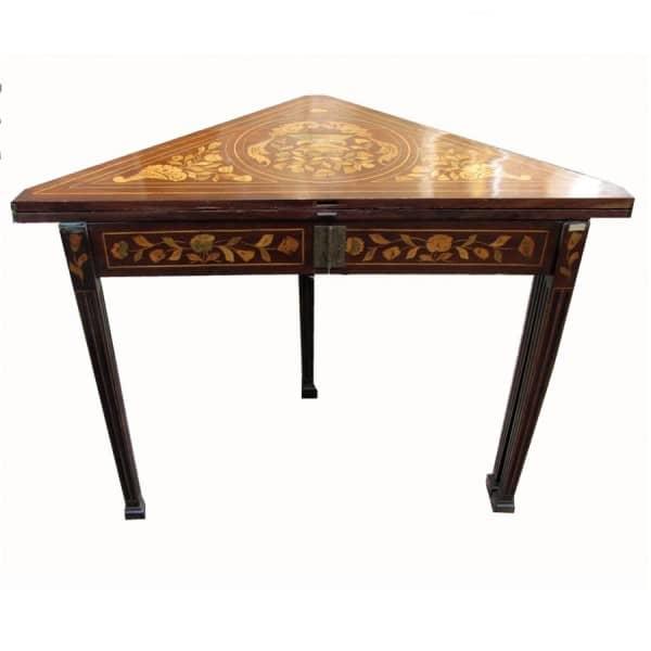 Tavolo da gioco angolare ghilli antiquariato a milano - Gioco da tavolo violetta ...