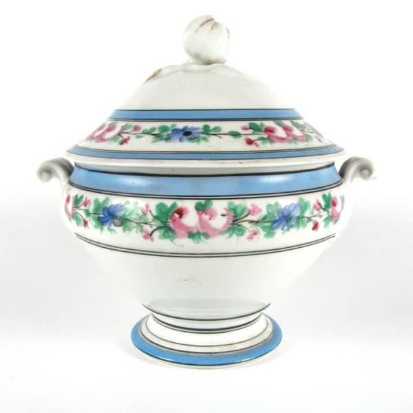 Late 19th century Porcelain Tureen
