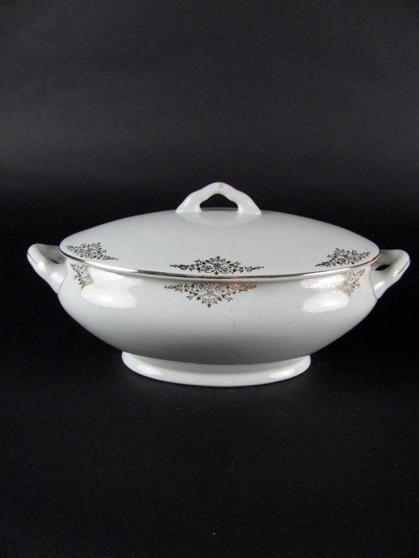 First Half 20th Century Italian Ceramic Tureen