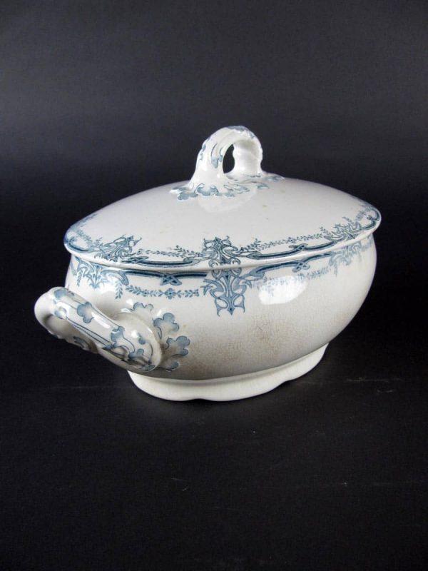 20th century French Ceramic Tureen