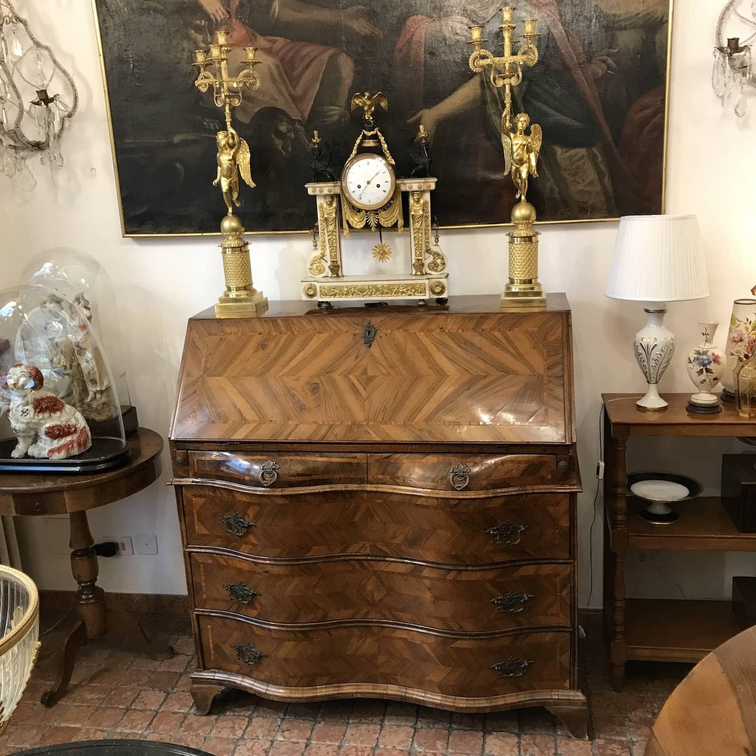 Datazione mobili antichi francesi