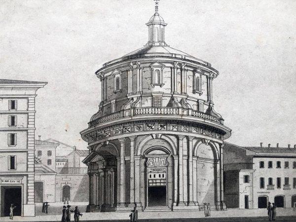 San Sebastiano, 1875