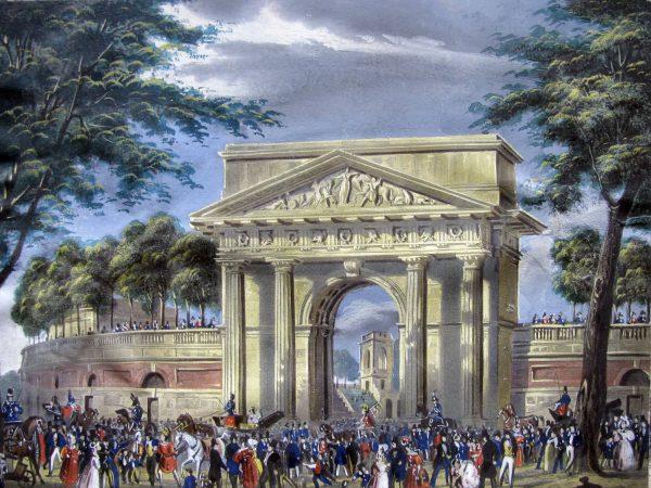 Porta dell'Arena