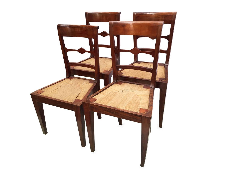 Sedie antiche in noce dell 39 ottocento for Sedie antiche rimodernate