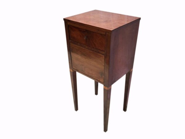 Late 18th Century Louis XVI Bedside Table