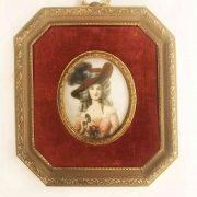 miniatura-di-donna-con-cornice-di-bronzo