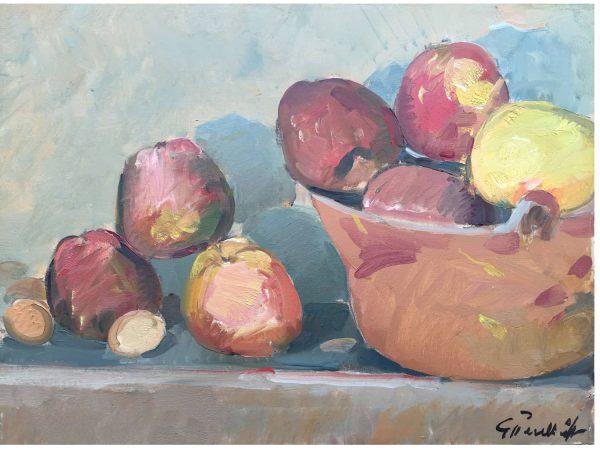 Perelli Cippo Fruit still life