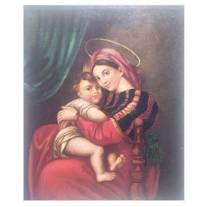 madonna-con-bambino A19