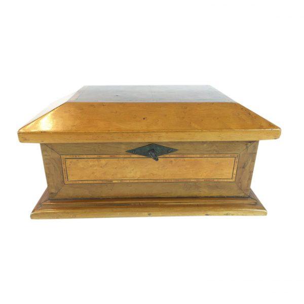 Antique Italian Jewelry Box